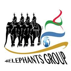 4 ELEPHANTS GROUP